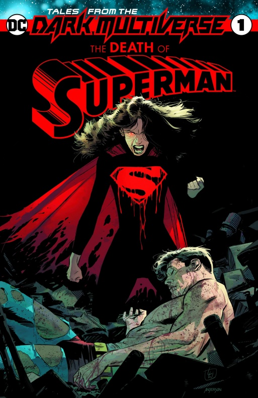 Tales from the Dark Multiverse: The Death of Superman .