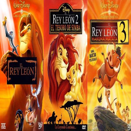 Trilogia el rey león