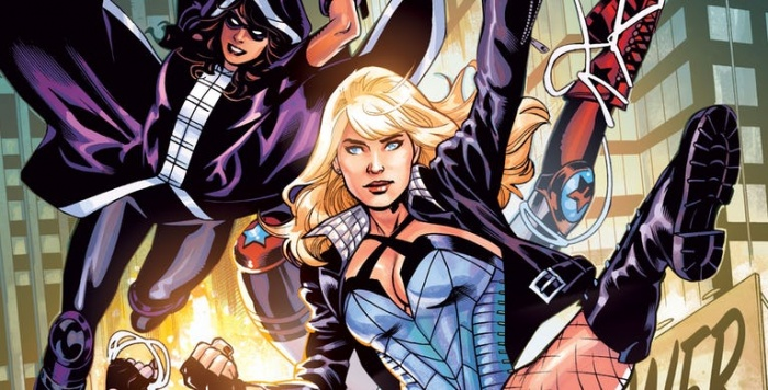 birds of prey azzarello lupacchino header