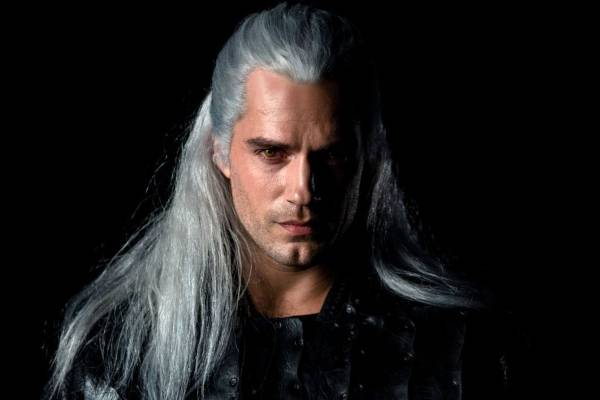 Henry Cavill- The Witcher