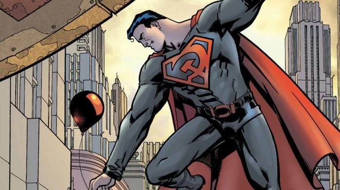 ¡Confirmado! Superman Hijo Rojo tendrá película