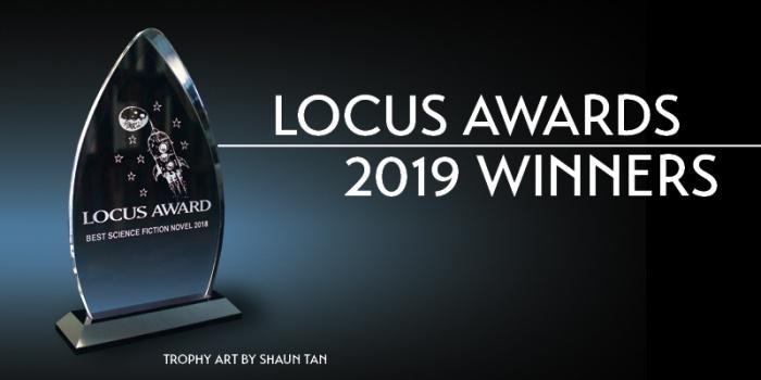 premios Locus - 2019