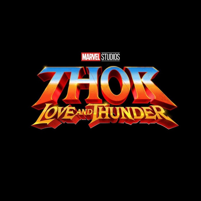 Thor: Love and Thunder - logo