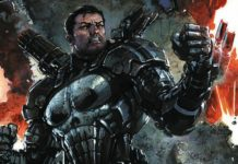 Hasbro - Punisher: War Machine