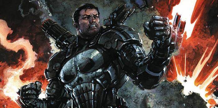 Hasbro - Punisher: War Machine