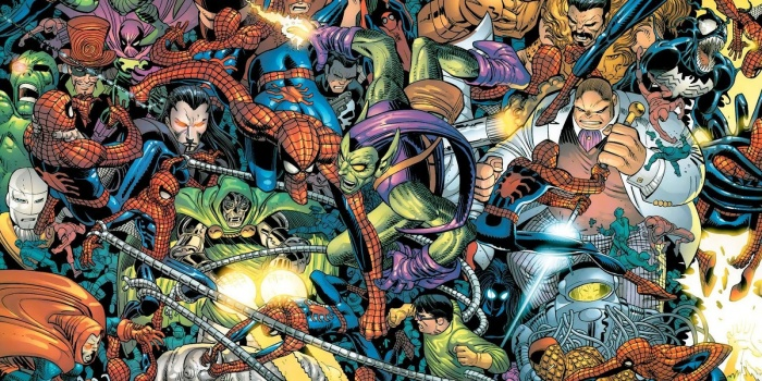 villanos spiderman