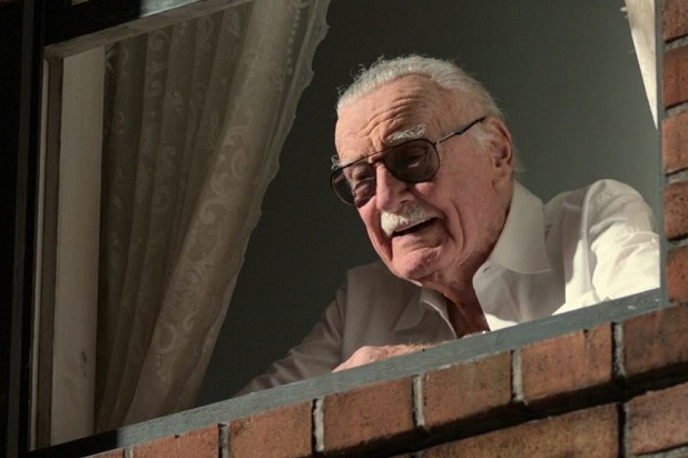 stan lee en spider man homecoming