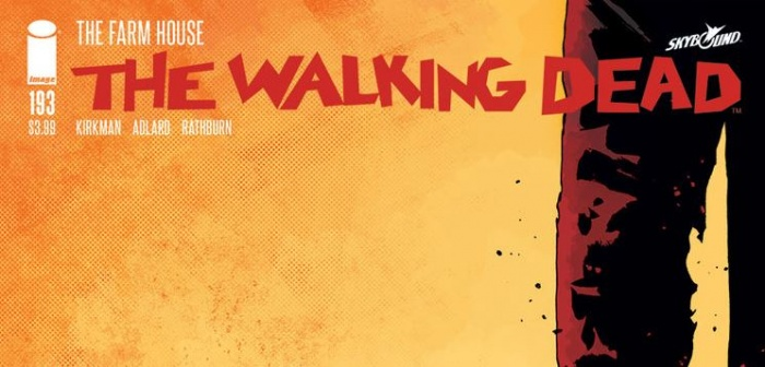 the walking dead final comic cover