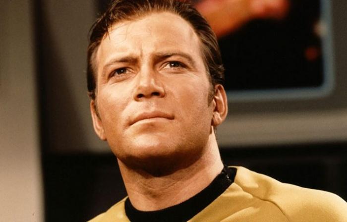 William Shatner - Star Trek