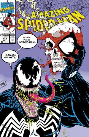 Amazing Spider Man Vol 1 347