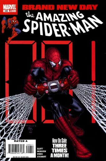 Amazing Spider Man Vol 1 548