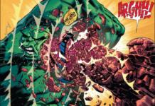 The Things vs Hulk