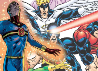 X-Men & Miracleman