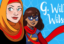 Ms. Marvel G Willow Wilson