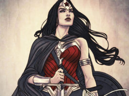 G Willow Wilson - Wonder Woman
