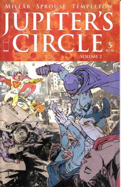 Jupiter's circle 2