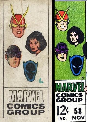 Logoforma Vengadores