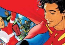 Superboy - Legión de Superhéroes
