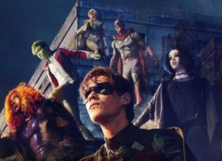Titans - temporada 2