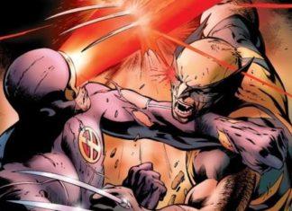 X-Men - Lobezno y Cíclope