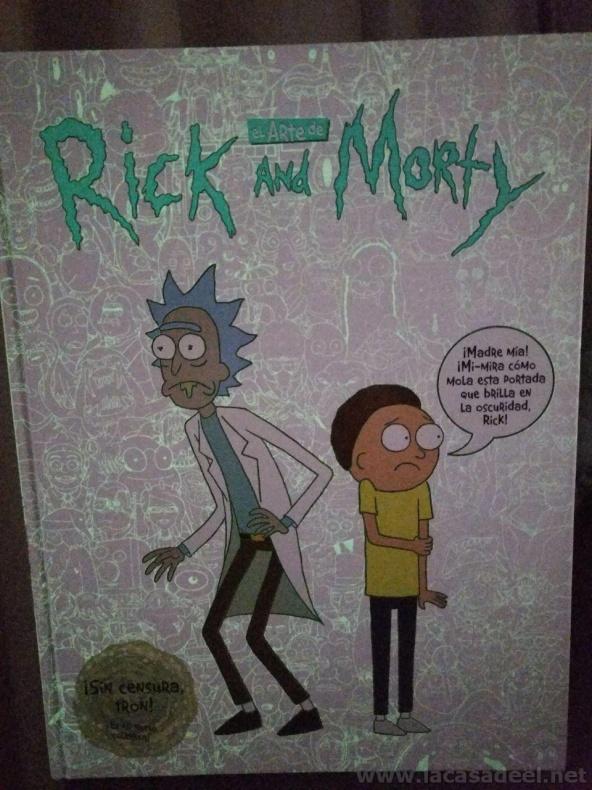 arte rick morty portada 3