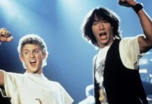 Keanu Reeves - Bill & Ted