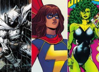 D23 - Marvel Series