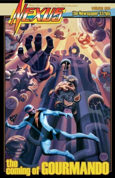 nexus comics cover 01