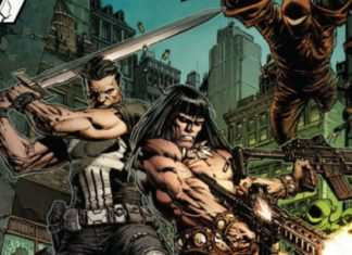 Venom - Salvajes Vengadores 4