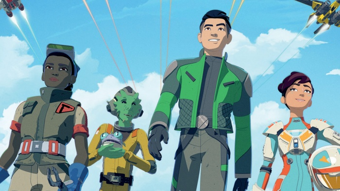 star wars resistance complete season one tall