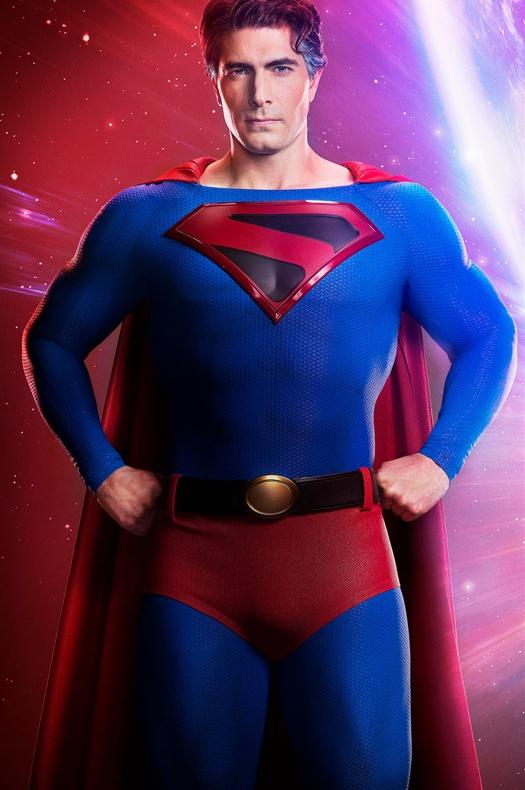 Brandon Routh será el Superman de Kingdom Come en Crisis on Infinite Earths