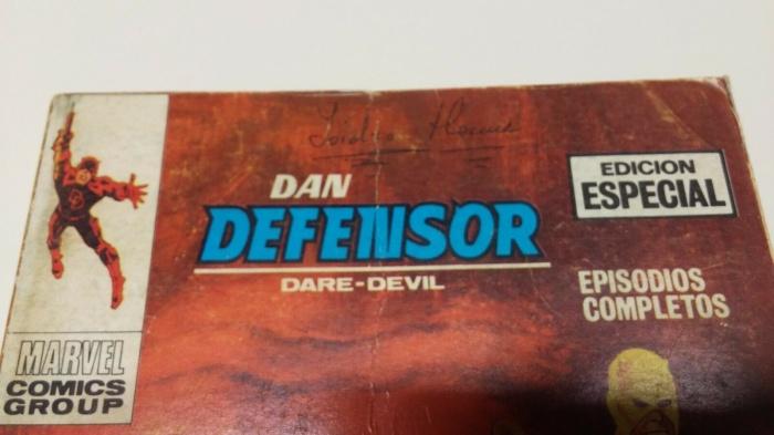 Dan Defensor 1 Vol 1 Vertice 57