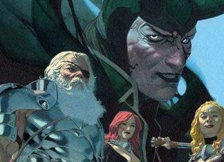 Loki - King Thor