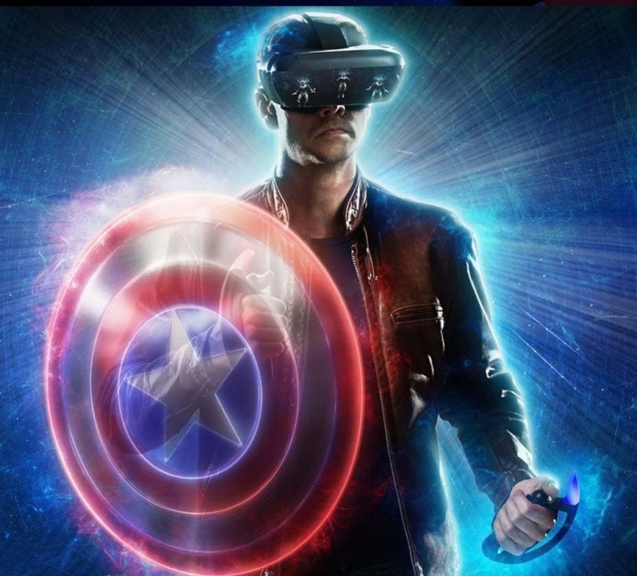 Marvel en realidad aumentada: Lenovo y Disney te convierten en un superhéroe