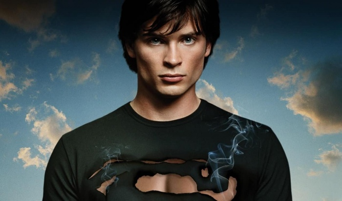 Tom Welling - Smallville - Crisis on Infinite Earth