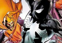 Symbiote Spider-Man: Alien Reality.