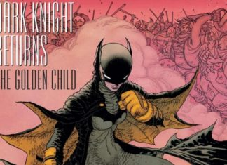 The Dark Knight Returns: The Golden Child