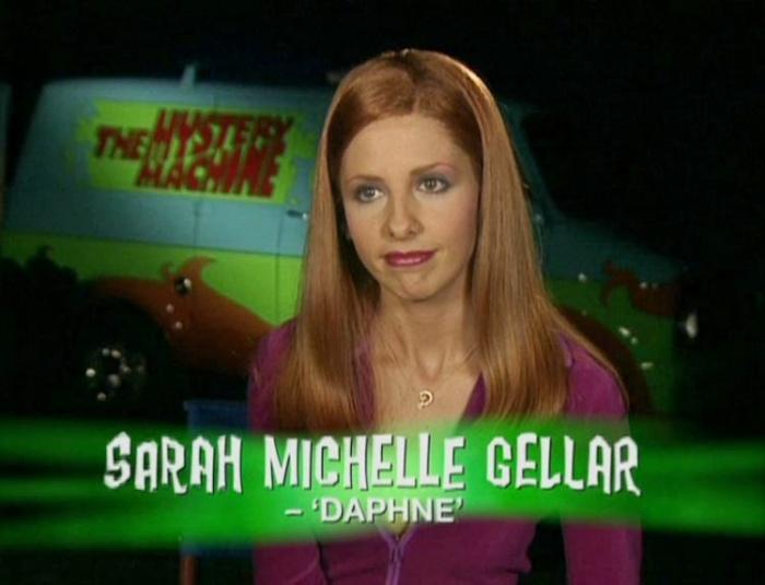 sarah michelle gellar daphne