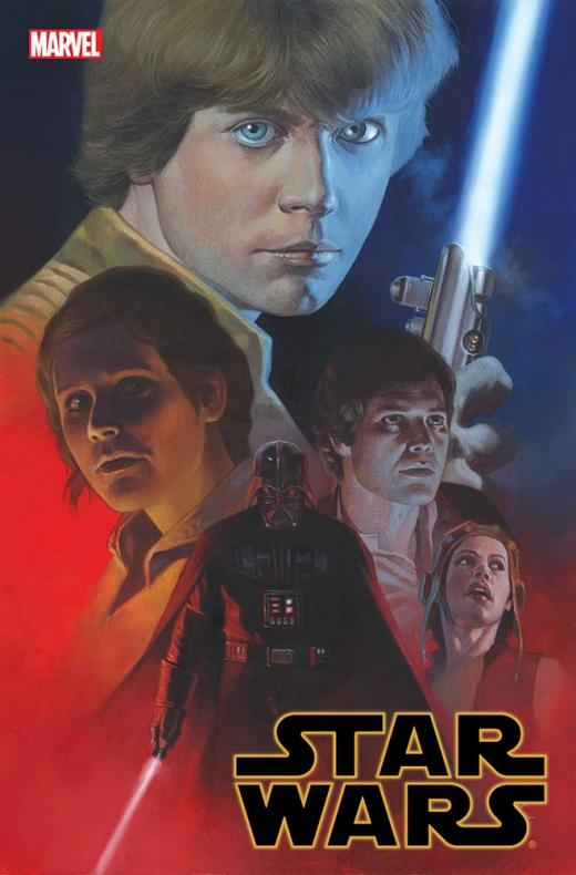 star wars finale cover marvel 1