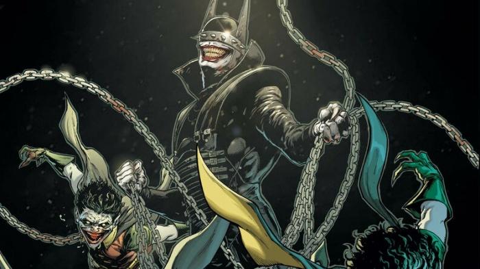 the batman who laughs 1