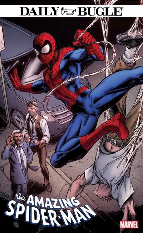 Amazing Spider Man Daily Bugle 1