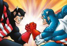 Capitán América de Mark Gruenwald