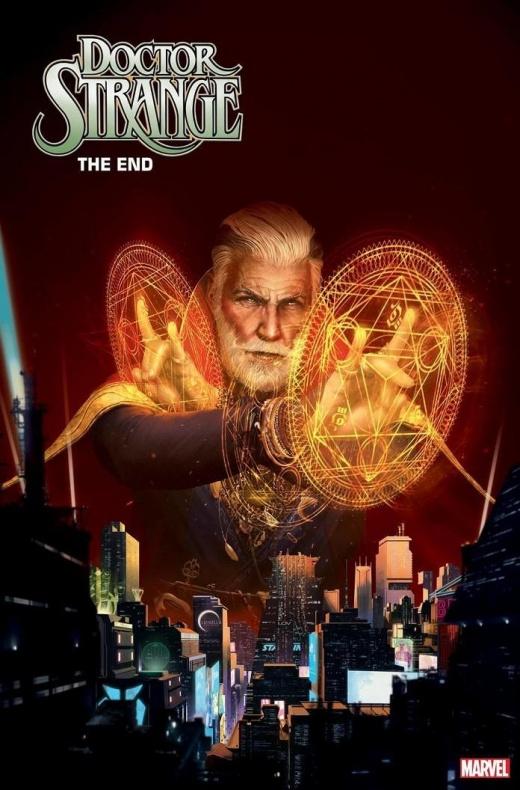 Doctor Strange - The End