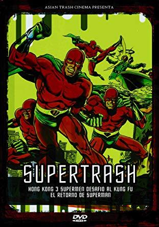 Hong kong 3 Supermen