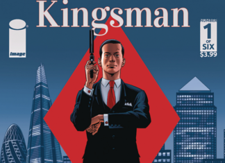 Kingsman The Red Diamond