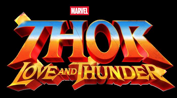 Marvels Thor Love and Thunder Logo