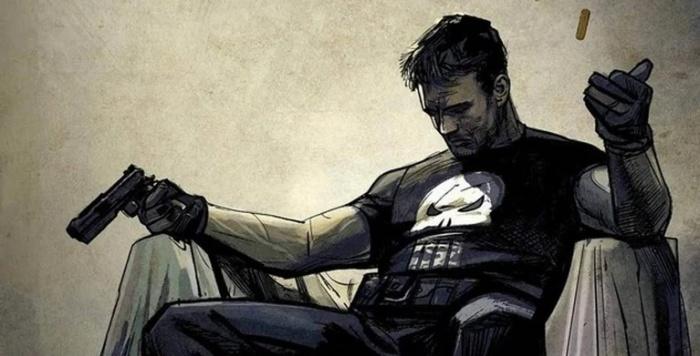 Punisher - Garth Ennis
