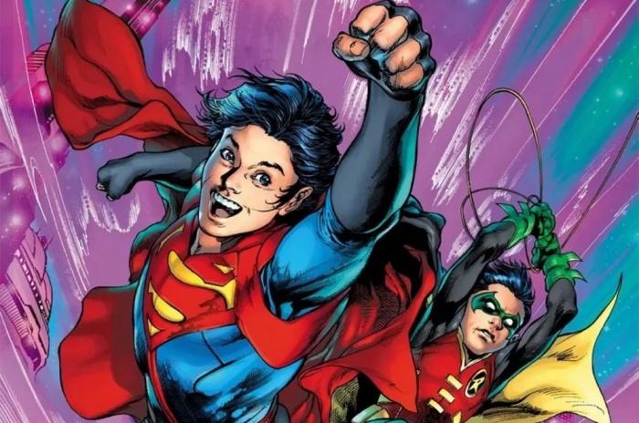 Jon Kent - Superman 16