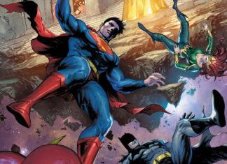 Scott Snyder - Liga de la Justicia