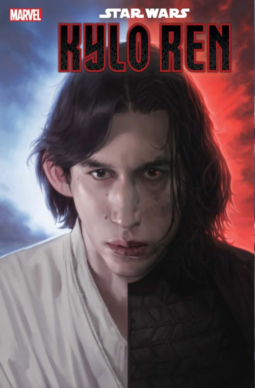 The Rise of Kylo Ren Issue 1 Cover Variant 1